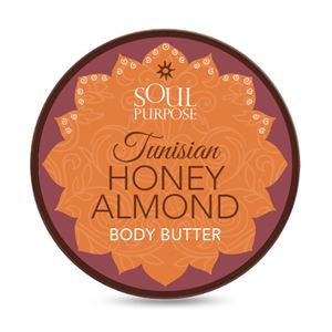 Picture of Tunisian Honey Almond Body Butter - 4 oz